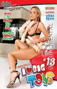 I Love Big Toys 18 | Adult Rental