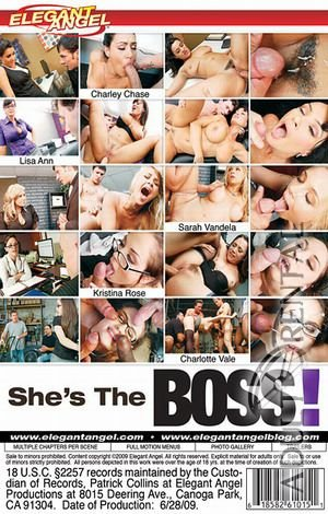 She's The Boss Porn Video Art