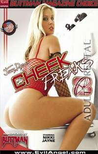 Cheek Freaks 8 | Adult Rental