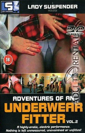 Adventures Of An Underwear Fitter #2 Porn Video