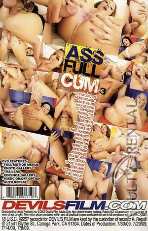 Ass Full Of Cum 3 Porn Video Art