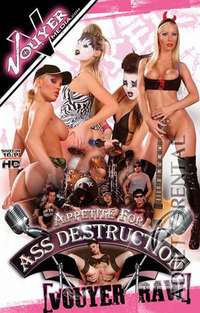 Appetite For Ass Destruction | Adult Rental