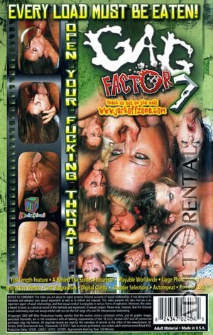 Gag Factor 7 Porn Video Art