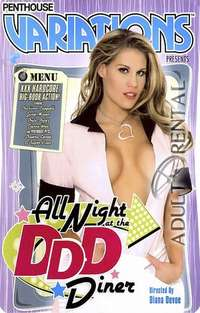 All Night At The DDD Diner | Adult Rental