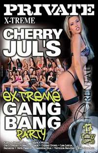 Cherry Jul's Extreme Gangbang Party | Adult Rental