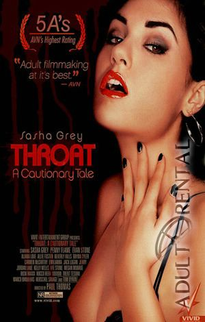 Throat: A Cautionary Tale Porn Video Art