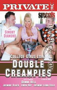 College Girls Love Double Creampies | Adult Rental