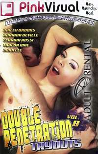 Double Penetration Tryouts 8 | Adult Rental