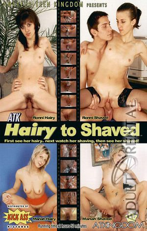 ATK Hairy To Shaved Porn Video Art