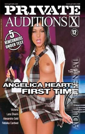 Angelica Heart's First Time Disc 2 Porn Video Art