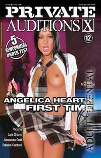 Angelica Heart's First Time Disc 2 | Adult Rental