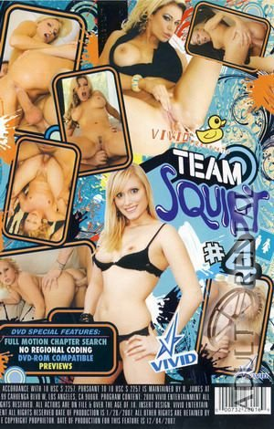 Team Squirt 4 Porn Video Art