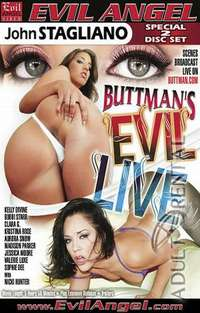 Buttman's Evil Live Disc 1 | Adult Rental