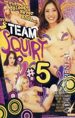 Team Squirt 5 Porn Video
