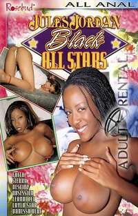Jules Jordan: Black All Stars | Adult Rental