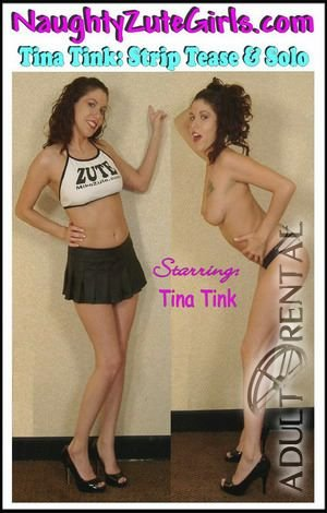 Tina Tink: Strip Tease & Solo Porn Video