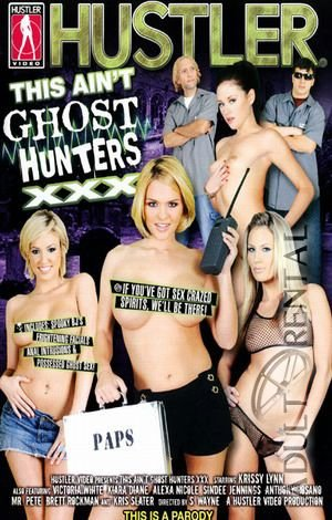This Ain't Ghost Hunters XXX Porn Video Art