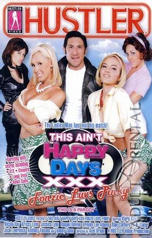 Not happy days porn, alexis pussy dildo