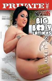 Big Booty Latinas: Disc 1