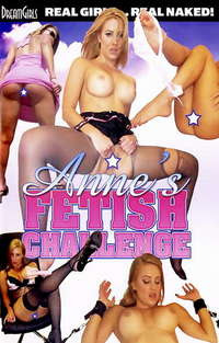 Anne's Fetish Challenge | Adult Rental