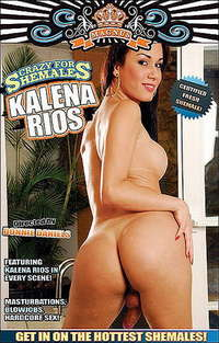 Crazy For Shemales: Kalena Rios | Adult Rental