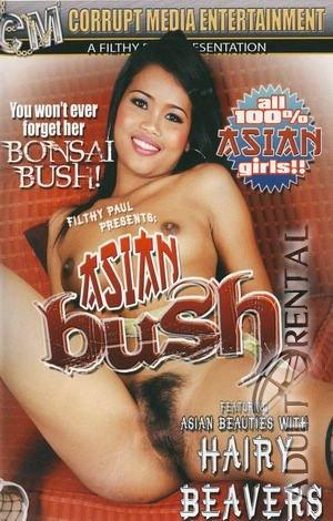 Asian Bush Porn - Asian Bush
