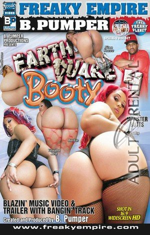 Earth Quake Booty 4: Disc 2 Porn Video
