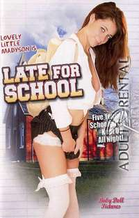 Late For School | Adult Rental