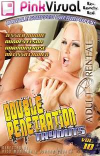 Double Penetration Tryouts 10 | Adult Rental