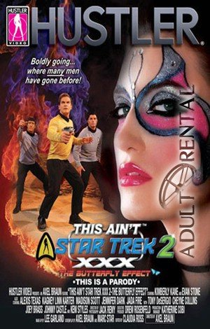 This Ain't Star Trek XXX 2 Porn Video Art