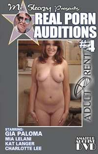 Real Porn Auditions 4