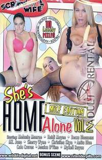 She's Home Alone 2: MILF Edition | Adult Rental