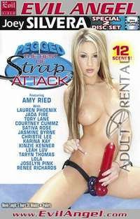 Pegged: The Best Of Strap Attack - Disc #1 | Adult Rental