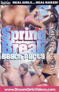 Spring Break Beach Party | Adult Rental