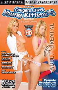 Cougars Crave Young Kittens 5 | Adult Rental
