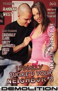 I Finally Fucked Your Neighbor 3 | Adult Rental