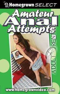 Amateur Anal Attempts 19 | Adult Rental