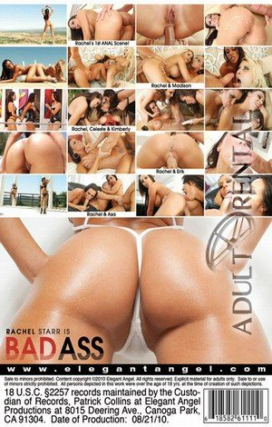 Rachel Starr Is Bad Ass Porn Video Art