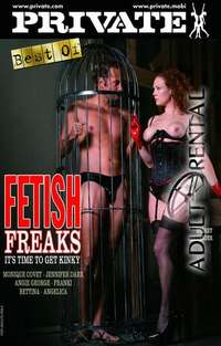 Fetish Freaks: It's Time To Get Kinky