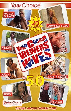 Viewers' Wives 50 Porn Video Art