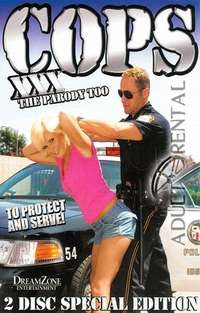 Cops XXX The Parody Too | Adult Rental