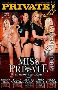 Miss Private: Battle Of The Big Boobs | Adult Rental