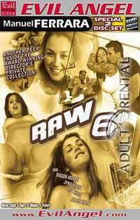 Raw 6: Disc 2 | Adult Rental