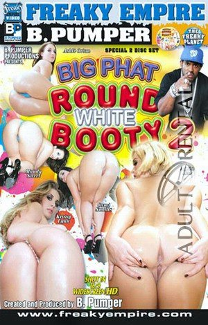 Big Phat Round White Booty 2: Disc 1 Porn Video Art
