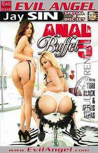 Anal Buffet 5: Disc #2 | Adult Rental