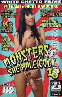 Monsters Of She Male Cock 18 | Adult Rental