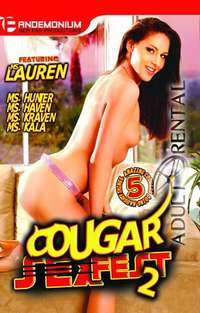 Cougar Sex Fest 2 | Adult Rental