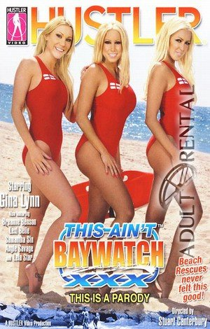 This Ain't Baywatch XXX Porn Video Art