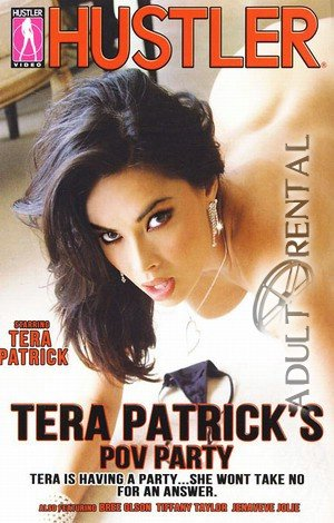 Tera Patrick's POV Party Porn Video Art