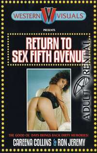 Return To Sex Fifth Avenue | Adult Rental